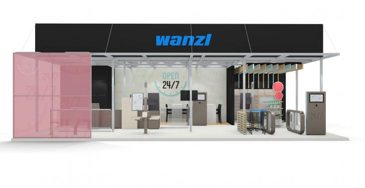 Shop Solution; Copyright: Wanzl
