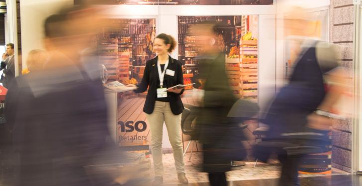 Photo: In touch: iXtenso - Magazine for Retailers at EuroCIS 2019...