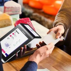Thumbnail-Photo: New innovative hybrid POS solution for small businesses...