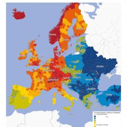 Thumbnail-Photo: GfK study: Brick-and-mortar retail in the EU...