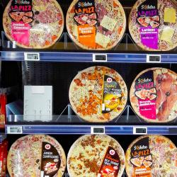 Thumbnail-Photo: The POS TUNING Pizza Presenter