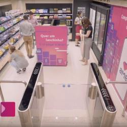 Thumbnail-Photo: Strategic partnership in Brazil for new checkout-free stores...