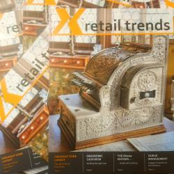 Thumbnail-Photo: retail trends 3-2019: focus checkout zone