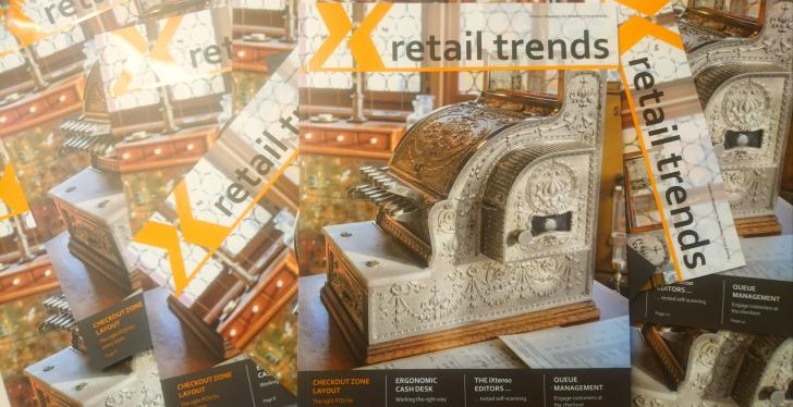 Photo: retail trends 3/2019: focus checkout zone