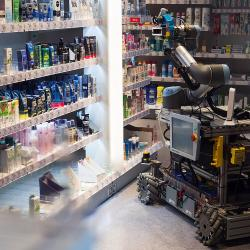 "Thumbnail-Photo: ""Knowledge4Retail"": Artificial intelligence in retail..."