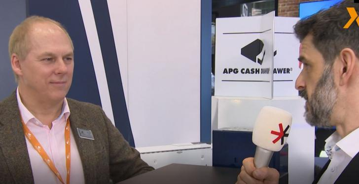 Photo: APG: cash drawers are innovative