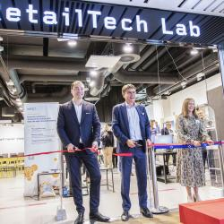 Thumbnail-Photo: RetailTech Lab opened a national test center in Denmark...