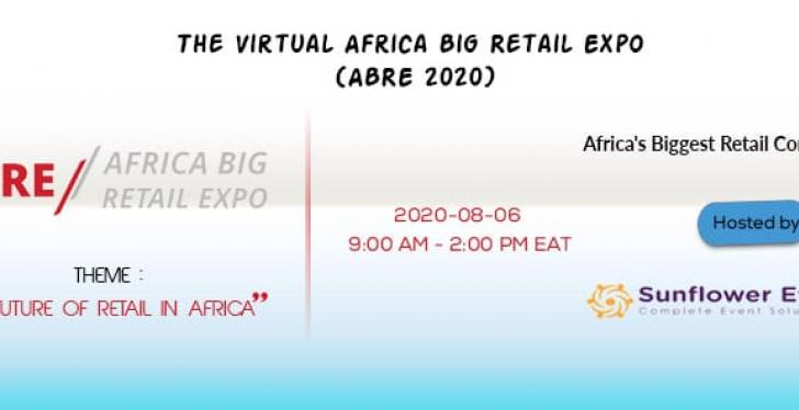 Photo: The Virtual Africa Big Retail Expo 2020 (ABRE 2020)...