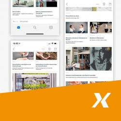 Thumbnail-Photo: iXtenso newsletter – Never miss a story!