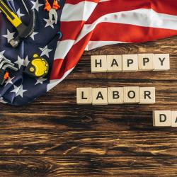 Thumbnail-Photo: Labor Day ads up, consumers' planned spend down...