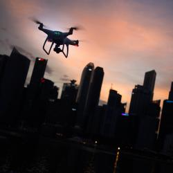 Thumbnail-Photo: How retail drone delivery may change logistics networks...