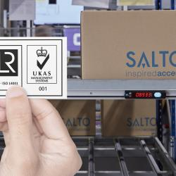 Thumbnail-Photo: SALTO renews its commitment to quality management and environmental...