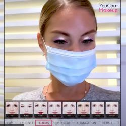 Thumbnail-Photo: AR: Touchless virtual makeup try-on solutions...