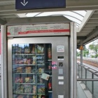 "Thumbnail-Photo: Vending machines at the railway station:""Around-the-clock at..."