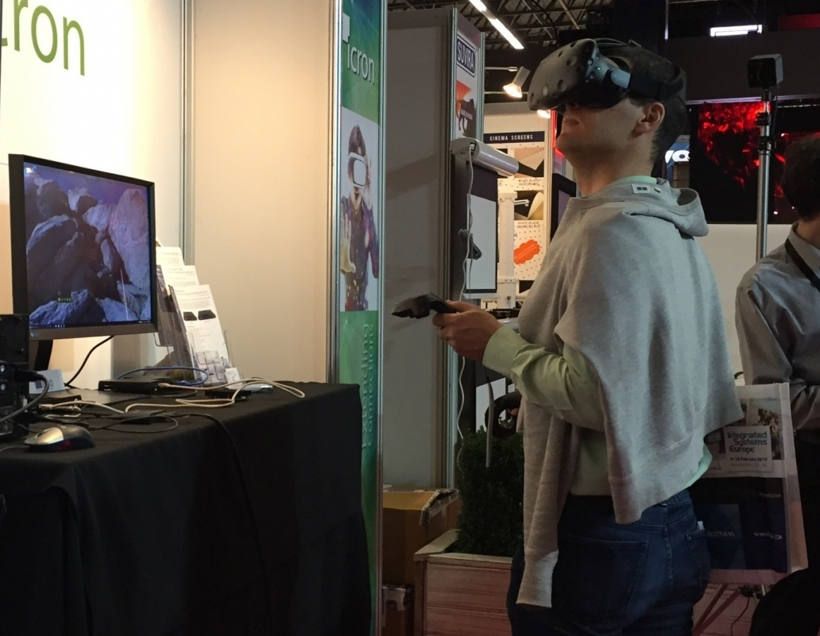 Photo: A look ahead: Virtual Reality at EuroShop 2017...