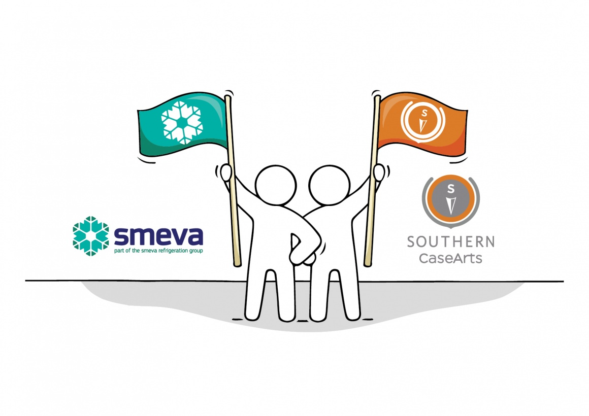 Photo: Cooperation between Smeva & Southern CaseArts...