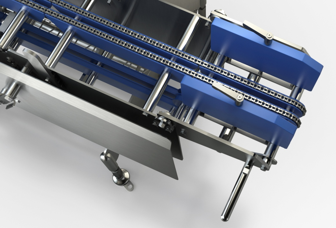 Photo: CWCmaxx: Dynamic Checkweigher for the Food Industry...