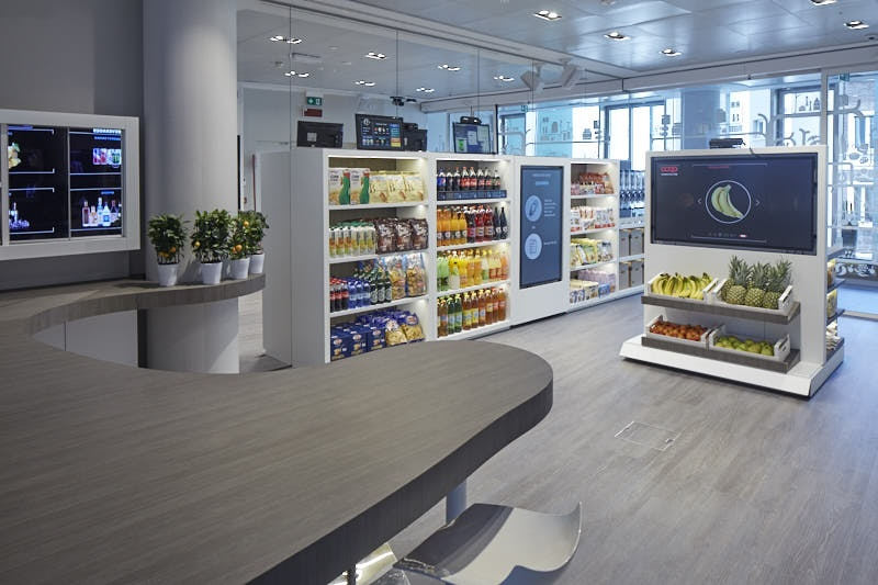 Photo: Accenture opened its largest innovation hub for the retail, fashion and...