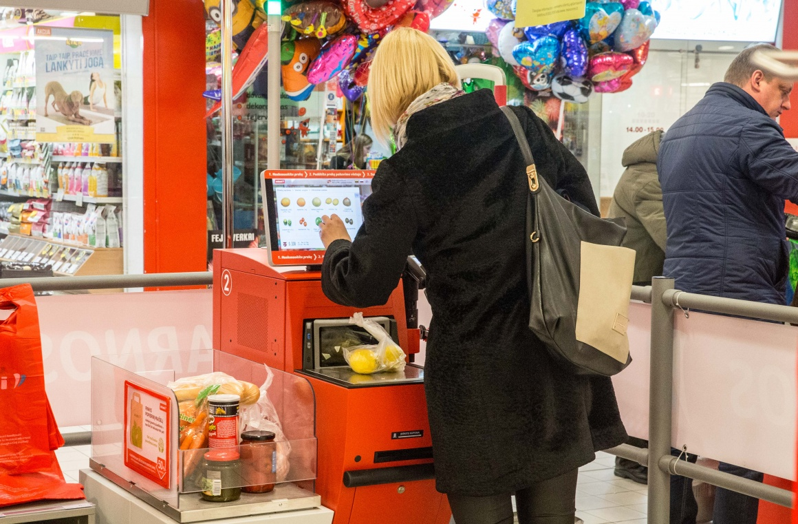 Photo: 7 reasons why self-checkout is beneficial