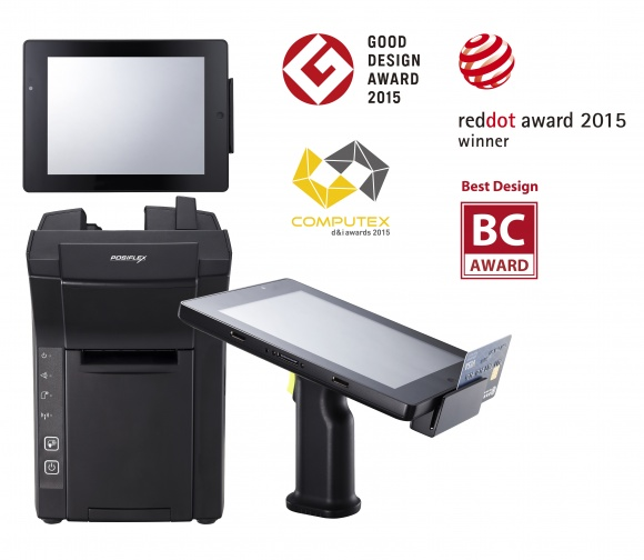 Photo: Posiflex to demonstrate the next wave of mobile POS innovation at...
