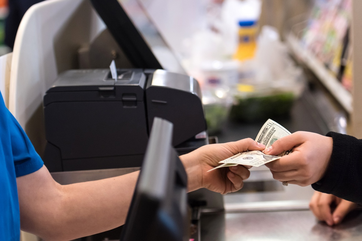 Photo: Four simple best practices for preventing theft at the POS...