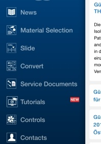Photo: Güntner App Tutorial: How-to help in form of an app...