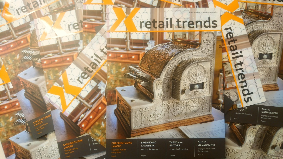 Covers of the new retail trends