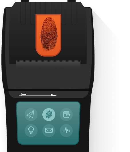 Biometric payment technology eliminates the need to carry around cash, checks...
